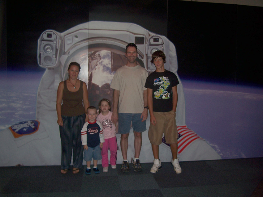 Nasa Family Photo